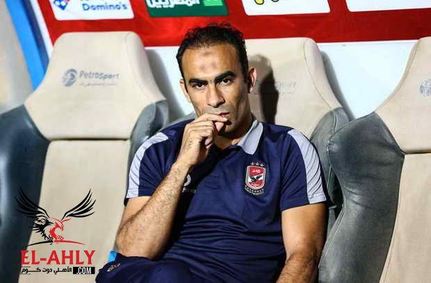 عبد الحفيظ عن خلافاته مع البدري: سؤال غير منطقي أن أختلف مع أحسن مدرب