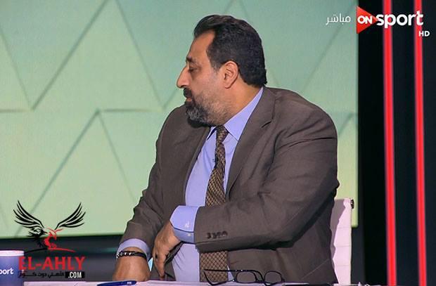 عبد الغني لصالح جمعة: ده منظر تسخين واحد عاوز يثبت نفسه .. ده تسخين في الجنينة!
