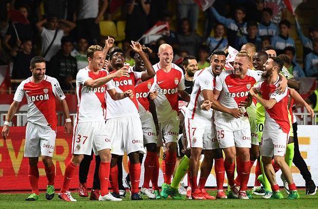 موناكو يحسم رسمياً تتويجه بلقب الدوري الفرنسي