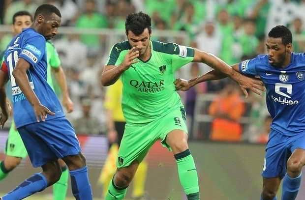 في مباراة الرأسيات: الهلال ينتزع كأس خادم الحرمين من الأهلي