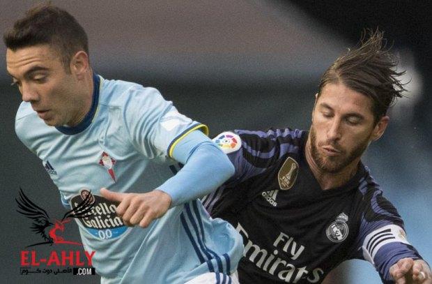 إلغاء البطاقة الصفراء الثانية لأسباس أمام ريال مدريد