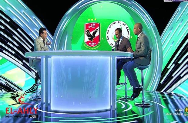 وائل جمعة: لا يجب ان نسأل عن الاداء في هذا الملعب