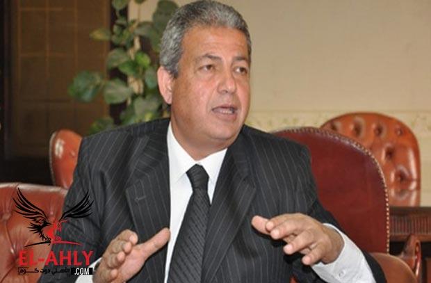 وزير الشباب: اللائحة الاشترشادية تصل الاندية 15 يونيو