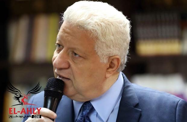 """مرتضى منصور: مدحت شلبي """"عقد"""" مايوكا وصفقة أفريقية جديدة في الطريق"""