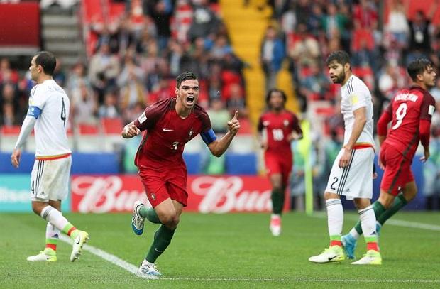 في غياب رونالدو .. البرتغال تقتنص المركز الثالث على حساب المكسيك
