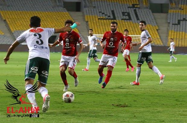 الأهلي يتعادل مع المصري وصالح جمعة يسكت ضجيج جماهير بورسعيد