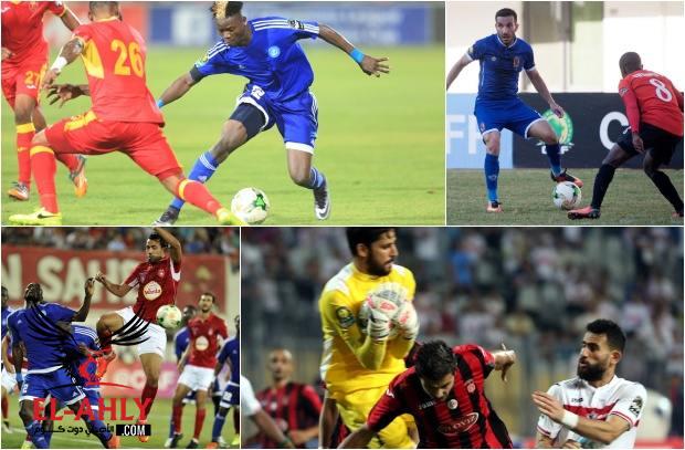تعرف على مواعيد مباريات الجولة الأخيرة بدوري أبطال أفريقيا
