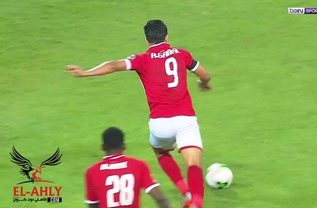 عمرو جمال يعود بالأهلي للمباراة مرة أخرى ويسجل هدف التعادل