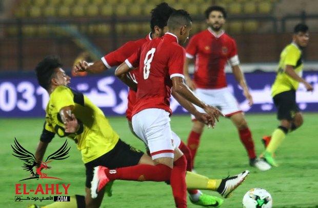تفاصيل إصابة صالح جمعة ومؤمن زكريا في مباراة دجلة