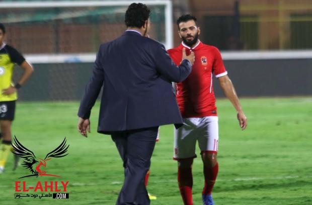 عامر حسين يحرج ميدو