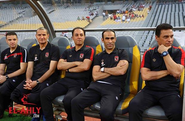 الأهلي بدون حسام البدري في افتتاح البطولة العربية