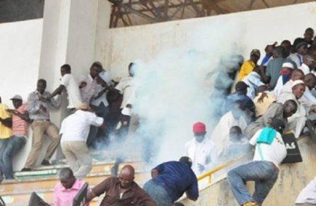 قتلى وجرحى بين مشجعي نهائي كأس السنغال