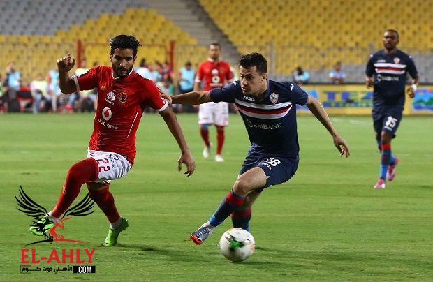 صالح جمعة: لن أتألق لو كنت مقصر في حق نفسي .. ردي في الملعب