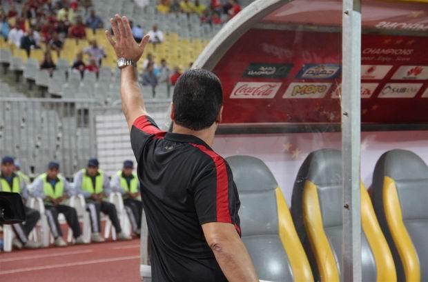 البدري يعلن غيابه عدة مباريات في البطولة العربية