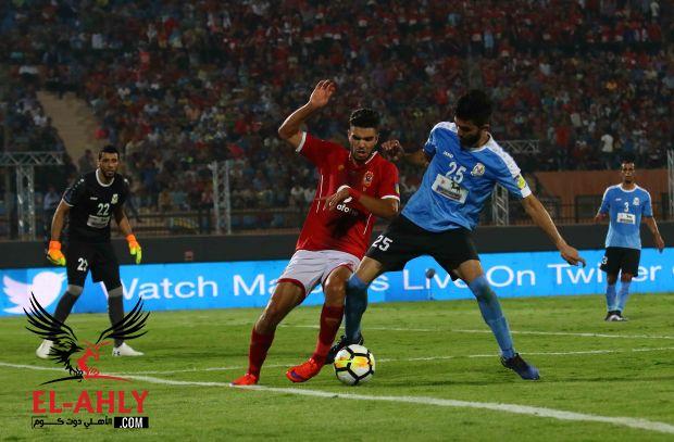 التشكيل المتوقع للأهلي أمام الوحدة الإماراتي.. أزارو يقود الهجوم