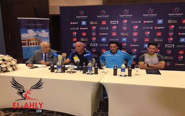 مدرب الفيصلي: الأفضل في الملعب سيتأهل للمباراة النهائية