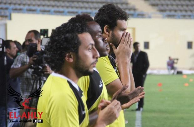 ميدو يعلن تجديد تعاقد دجلة مع محمود علاء
