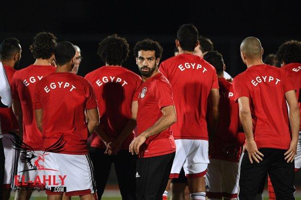 الكاف يعلن تفاصيل مباراتي مصر وأوغندا بتصفيات كأس العالم