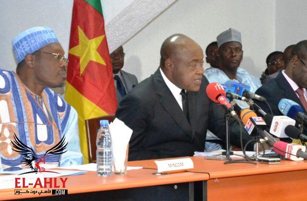 الاتحاد الكاميروني يهاجم تصريحات رئيس الاتحاد الأفريقي