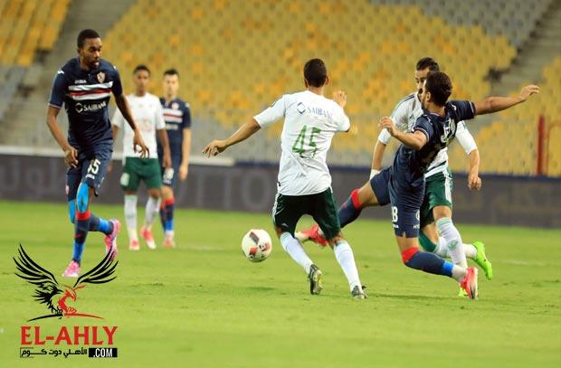 الزمالك يودع كأس مصر
