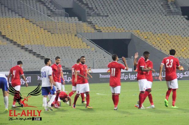 الأهلي يعبر سموحة برباعية ويتأهل لنهائي كأس مصر