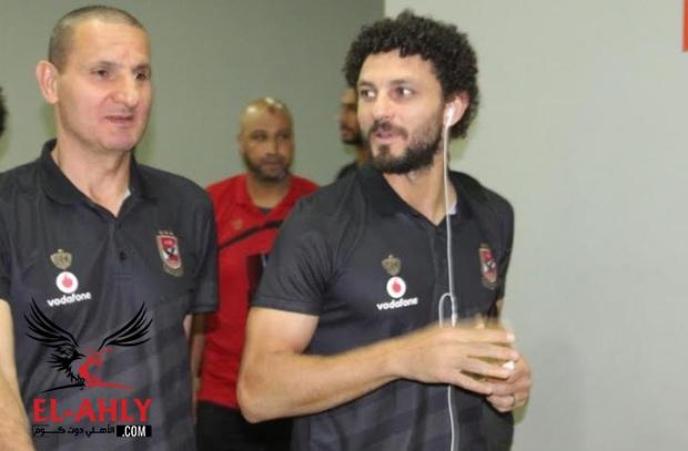 عبد الحفيظ عن عرض النصر: غالي نقل لي رغبته وسنجتمع لحسم الامر
