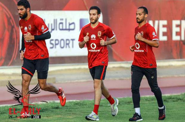 الأهلي يقيد أزارو والشيخ وهشام محمد في القائمة الأفريقية