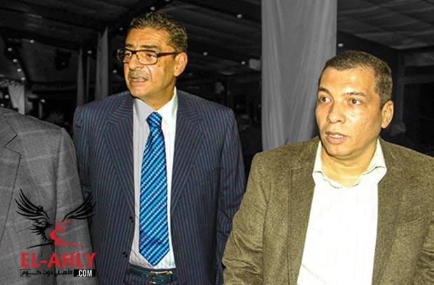 """القيعي لأصدقاء طاهر """"الزملكاوية"""" : من هو نادي القرن ؟ .. الأحمر مخترق"""