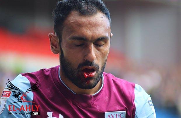مدربه: الفريق أصبح ضعيف بعد إصابة المحمدي .. يحتاج لجراحة ولذلك أحترمه