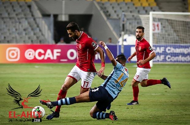 الأهلي يستقر على موعد مباراة الترجي في ذهاب ربع نهائي إفريقيا