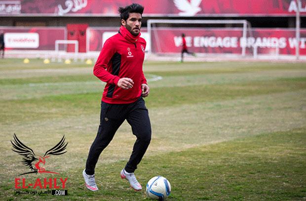 صالح على رأس قائمة من لاعبي الأهلي القريبين من منتخب مصر