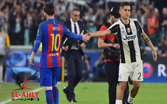 موندو ديبورتيفو: ميسي يُبعد ديبالا عن الانضمام لبرشلونة