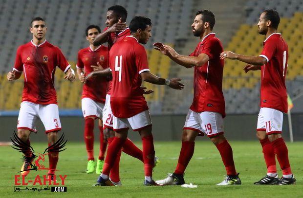 متعب وميدو جابر في قائمة الأهلي الـ23 لنهائي كأس مصر