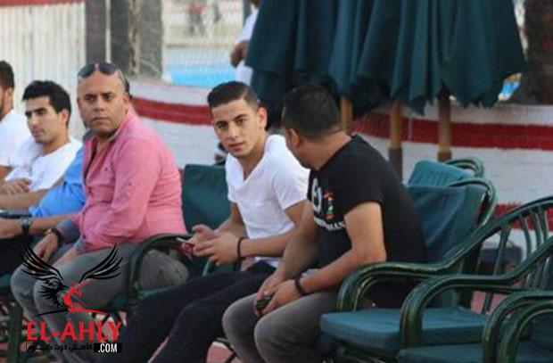 مصدر بالأهلي لـEl-Ahly.com: الشامي رفض الإنضمام إلينا؟ .. لم نتحدث معه من الأساس