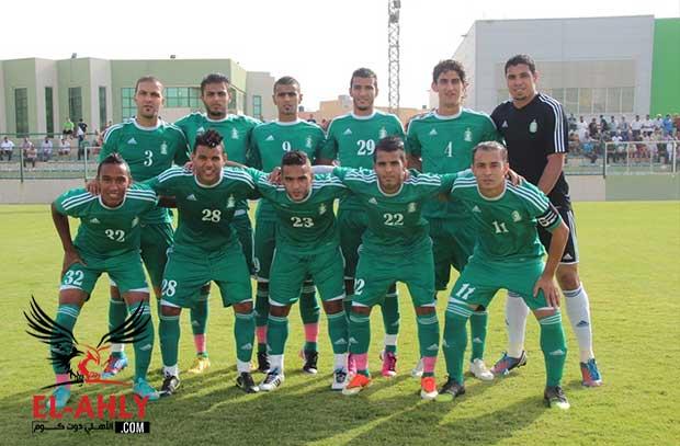 أهلي طرابلس يواجه النجم الساحلي بملعب برج االعرب بحضور الجمهور