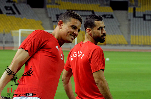 عبد الله السعيد: نستعد لأهم مباراتين في 2017 .. لدينا هدف واحد