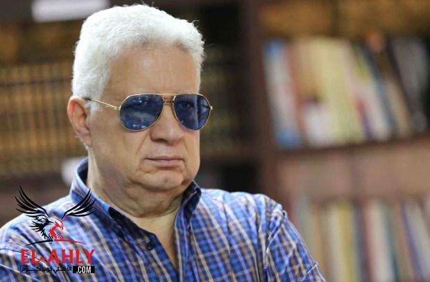 مرتضى منصور: إيناسيو باع مباراة العهد وكل الصلاحيات لنيبوشا
