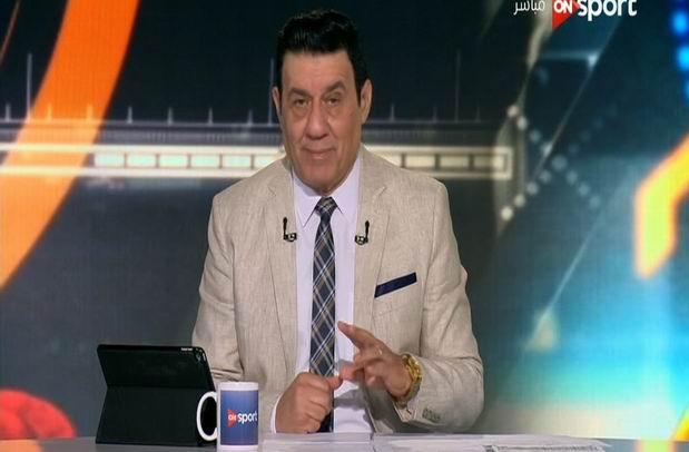 مدحت شلبي: أقسم بالله ستاد برج العرب أفضل من ستاد ريال مدريد وبرشلونة