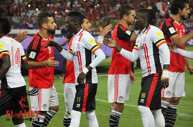 بعد الفوز علي اوغندا .. تعرف علي سيناريوهات وصول مصر لكأس العالم