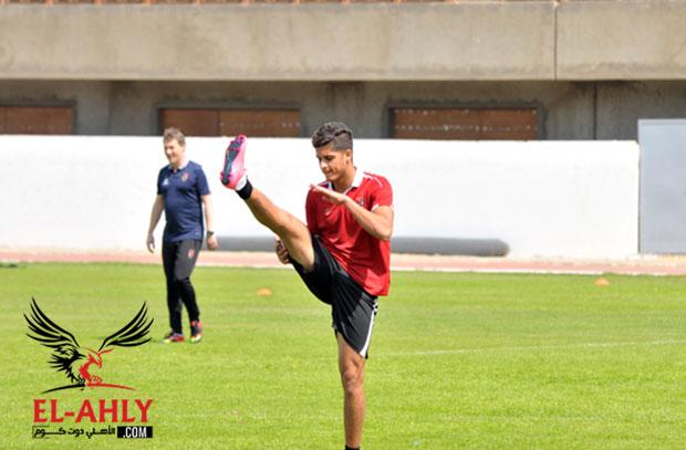 إتحاد الكرة يرفض إرتداء أحمد الشيخ لأكبر رقم في تاريخ الدوري