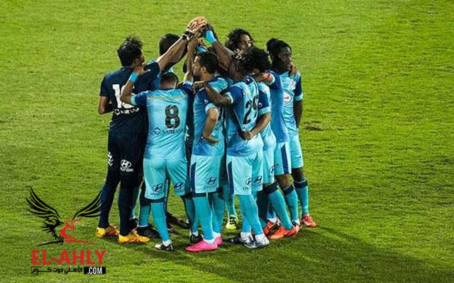 مباراة مُثيرة للجدل تنتهي بالتعادل بين بتروجيت والداخلية في إفتتاح الدوري المصري
