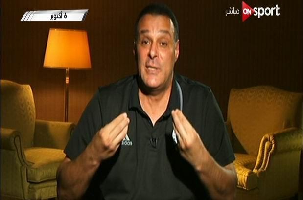 القيعي لعصام عبد الفتاح: ارحل وحكمك بيتمنظر