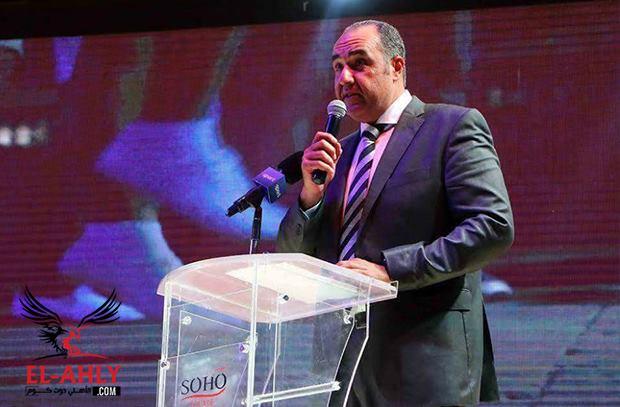 محمد الغزاوي: أتمنى الانضمام لقائمة الخطيب وإذا رفض لن أنضم لقائمة طاهر