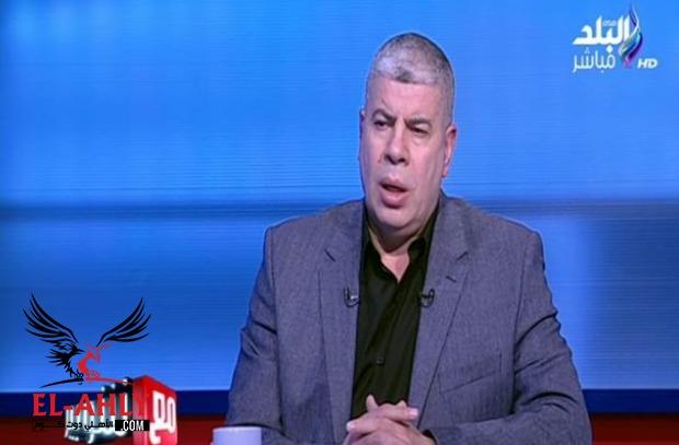 شوبير يوضح موقفه من انتخابات اتحاد الكرة بعد إعلان المصري