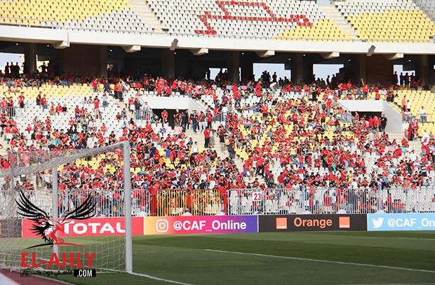 إجتماع بين مسئولي الأهلي والأمن وإجراءات أمنية مشددة قبل مباراة الترجي