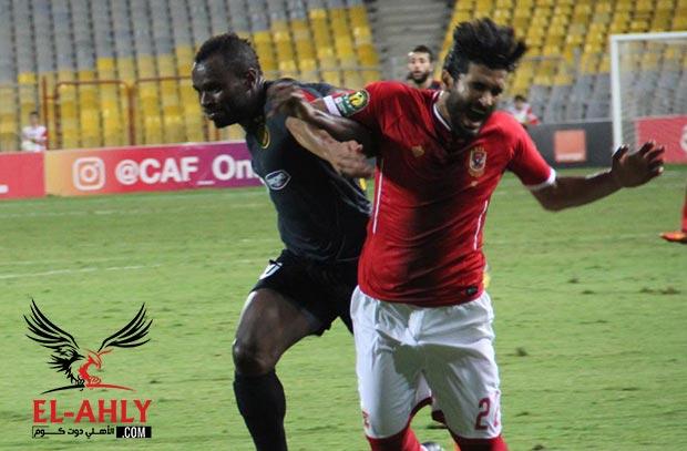 صالح يحقق أفضل تقييمات لاعبي الأهلي أمام الترجي .. وإكرامي الأخير