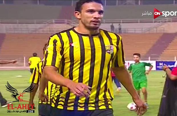 محمد ناجي يحرز أول أهدافه في الدوري