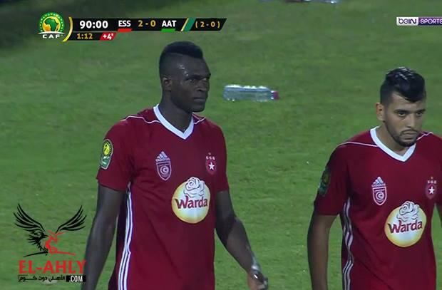 النجم الساحلي يهزم أهلي طرابلس ويواجه النادي الأهلي في نصف نهائي دوري الأبطال