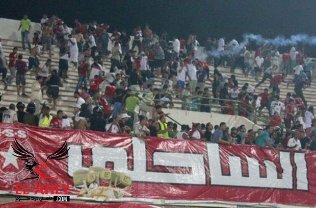 رسالة تونس: النجم يطلب 20 ألف متفرج في مواجهة الأهلي