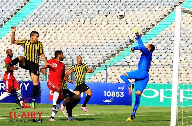 عودة يرد .. هل ينافس المقاولون العرب على بطولة الدوري؟
